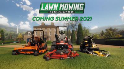 Lawn Moving Simulator Wallpaper 75684