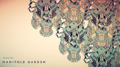 Manifold Garden Wallpaper 74830