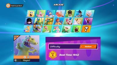 Nickelodeon All Star Brawl Characters Wallpaper 75902