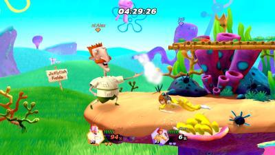 Nickelodeon All Star Brawl Desktop Wallpaper 75898