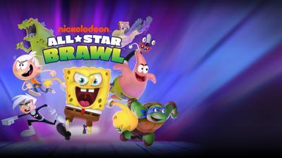 Nickelodeon All Star Brawl Game Wallpaper 75891