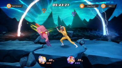 Nickelodeon All Star Brawl Gameplay Wallpaper 75893