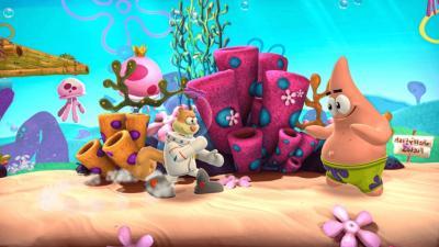 Nickelodeon All Star Brawl Video Game Wallpaper 75897