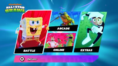 Nickelodeon All Star Brawl Wallpaper 75901