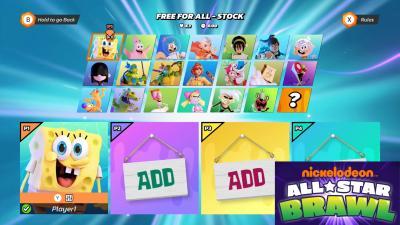 Nickelodeon All Star Brawl Wallpaper 75904