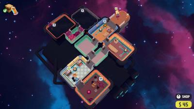 Out of Space Couch Edition HD Wallpaper 74835