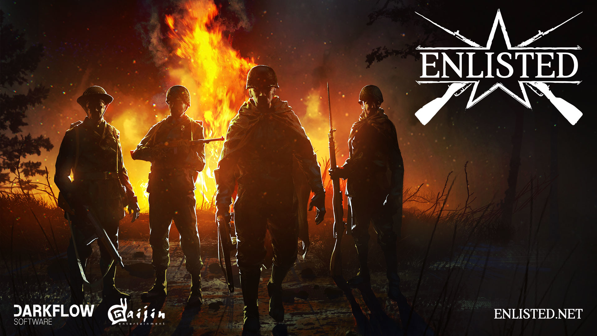 enlisted game hd wallpaper 74022
