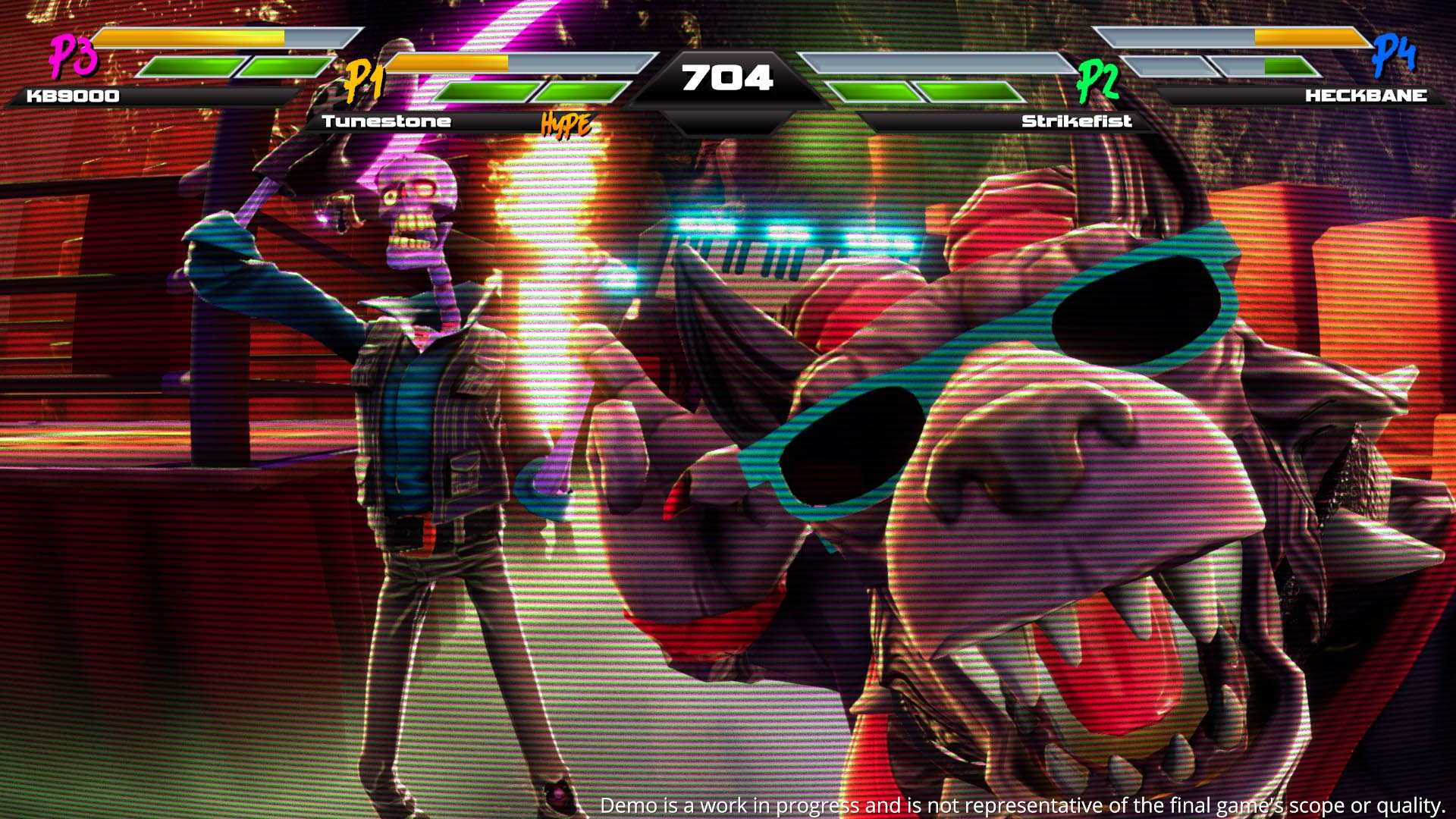 mighty fight federation desktop wallpaper 73784