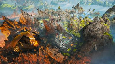 Apex Legends HD Map Wallpaper 73442