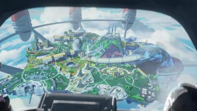 Apex Legends Season 7 Map Wallpaper 73448