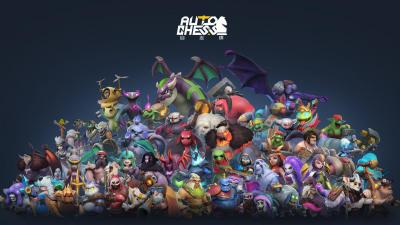 Auto Chess Game Computer Wallpaper 74029