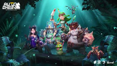 Auto Chess Game HD Wallpaper 74023