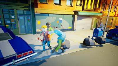 Drunken Fist Screenshot Wallpaper 74979