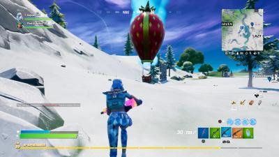 Fortnite Christmas Supply Drop Wallpaper 73287
