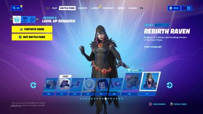 Fortnite Rebirth Raven Wallpaper 73924