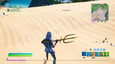 Fortnite Sand Tunneling Wallpaper 73293