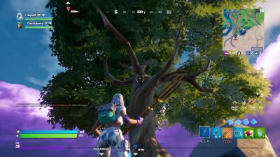 Fortnite Tree Wallpaper 73294