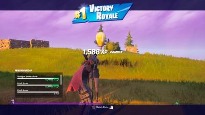 Fortnite Victory Royale Wallpaper 73922