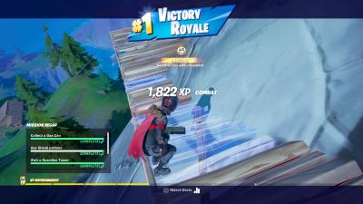 Fortnite Victory Sweep Wallpaper 73923