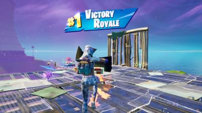 Fortnite Victory Wallpaper 73289