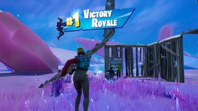 Fortnite Victory Wallpaper 73310