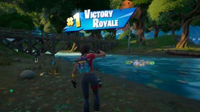 Fortnite Victory Wallpaper 73314