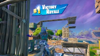 Fortnite Victory Wallpaper 73329