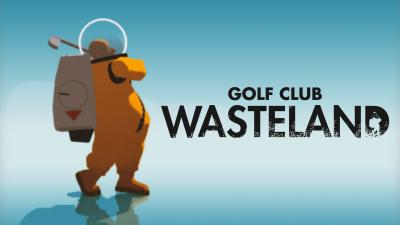Golf Club Wasteland Video Game Wallpaper 75736