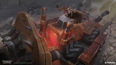 Heavy Metal Machines Desktop Wallpaper 74420