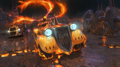 Heavy Metal Machines Video Game Wallpaper 74413