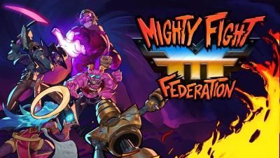 Mighty Fight Federation Game HD Wallpaper 73785
