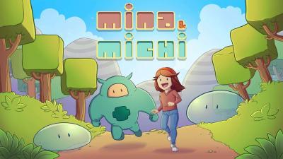 Mina & Michi Game Wallpaper 74961