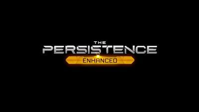 The Persistence Enhanced Logo Wallpaper 74660
