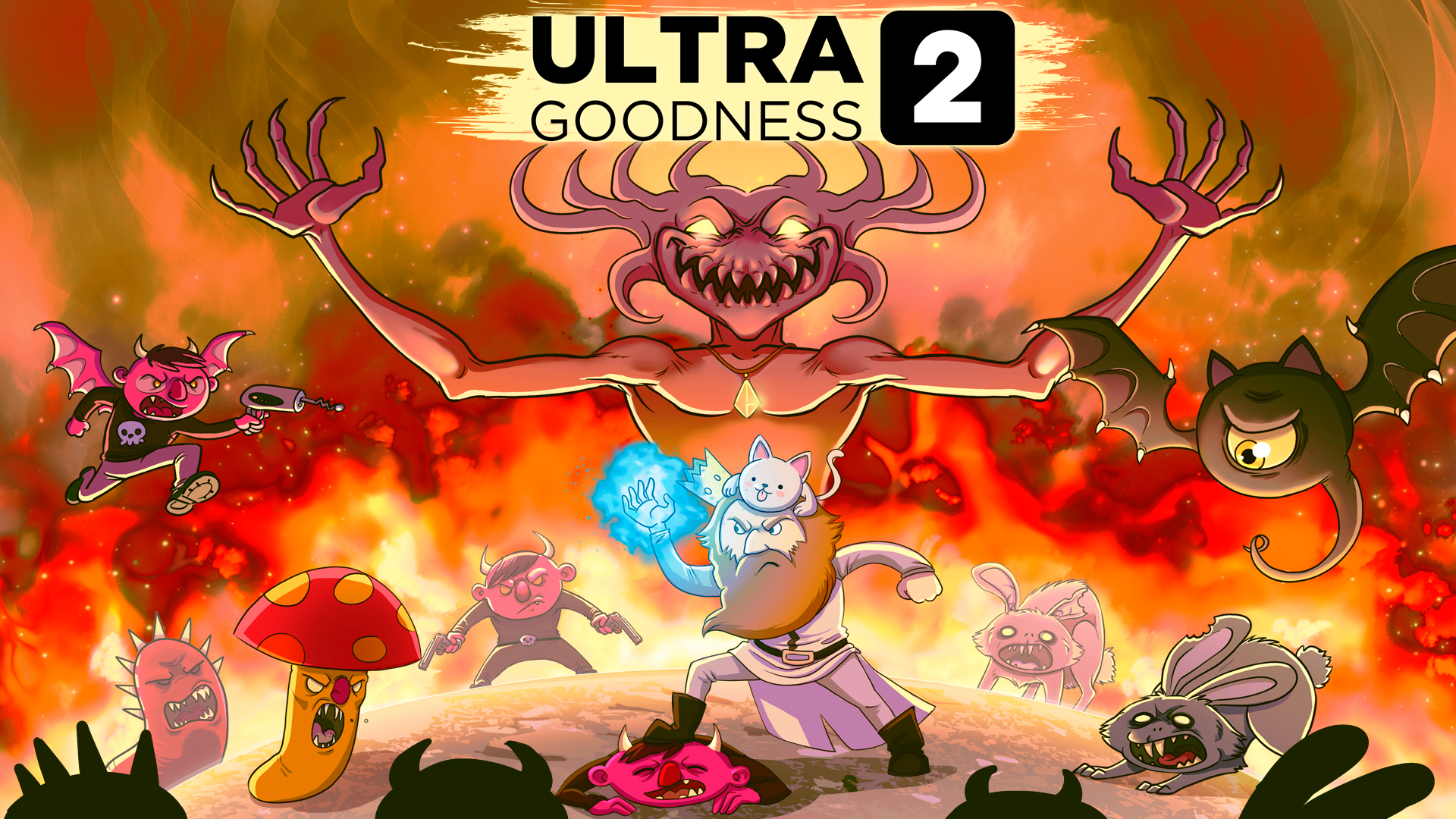 ultra goodness 2 game wallpaper 74235