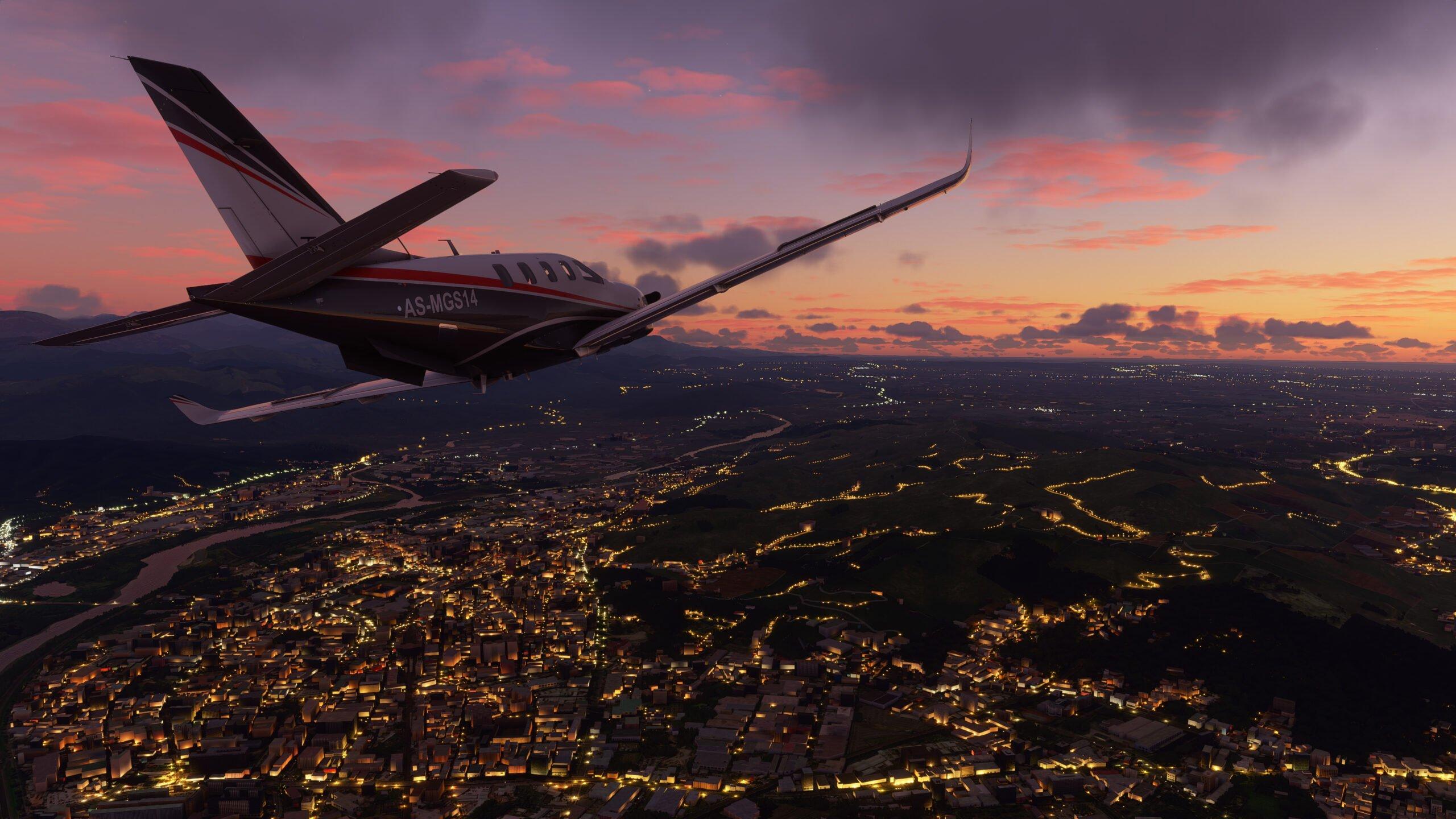 4k microsoft flight simulator wallpaper 72748
