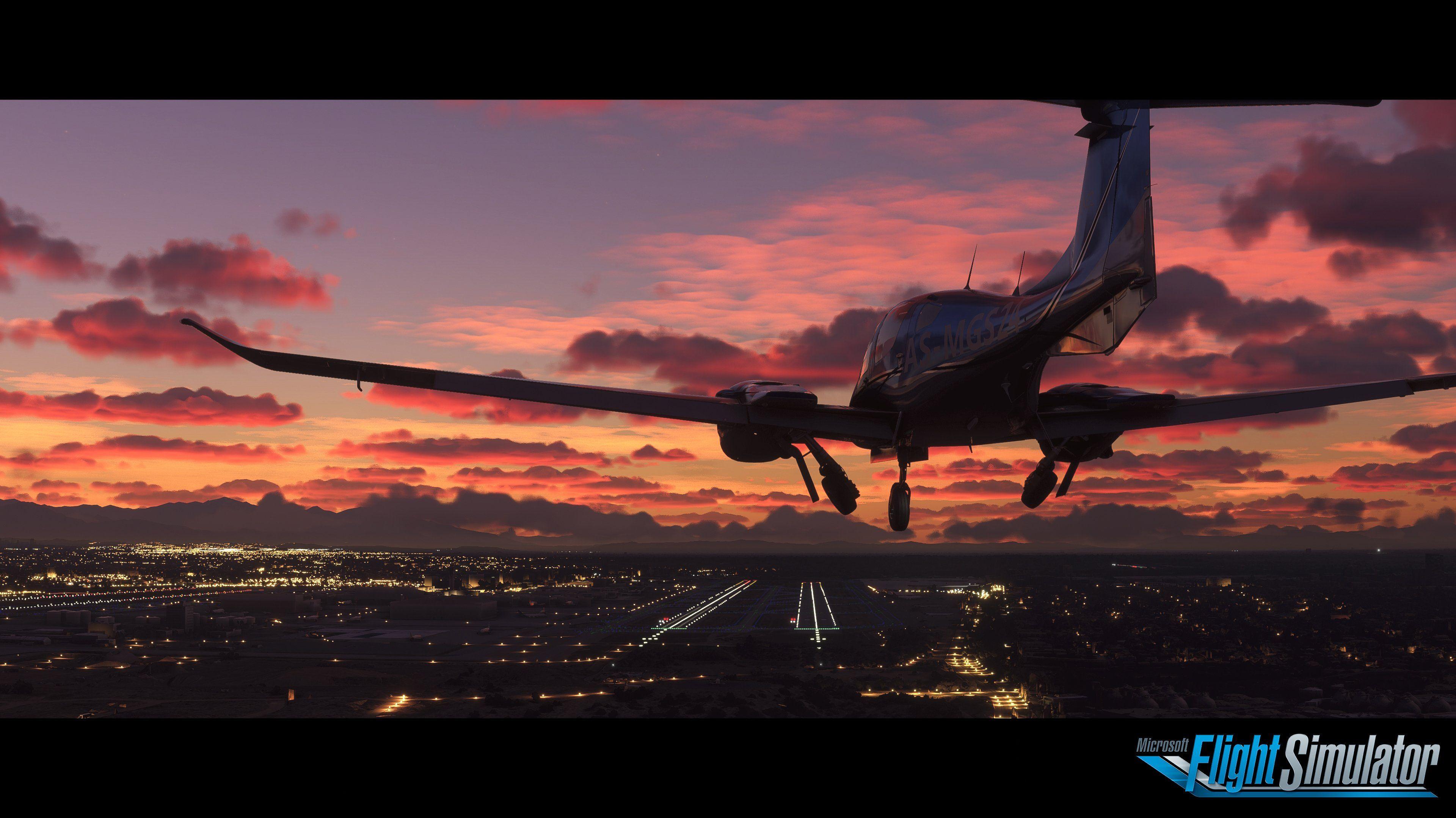 microsoft flight simulator game wallpaper 72758