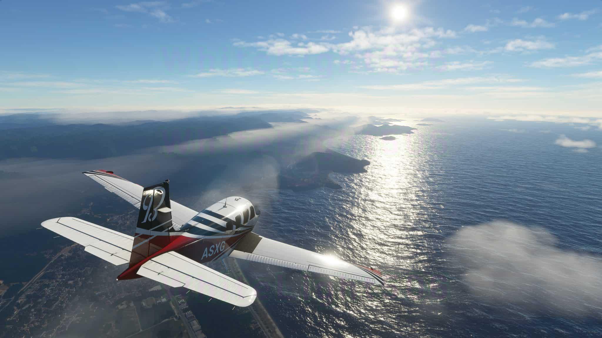 microsoft flight simulator wallpaper 72745