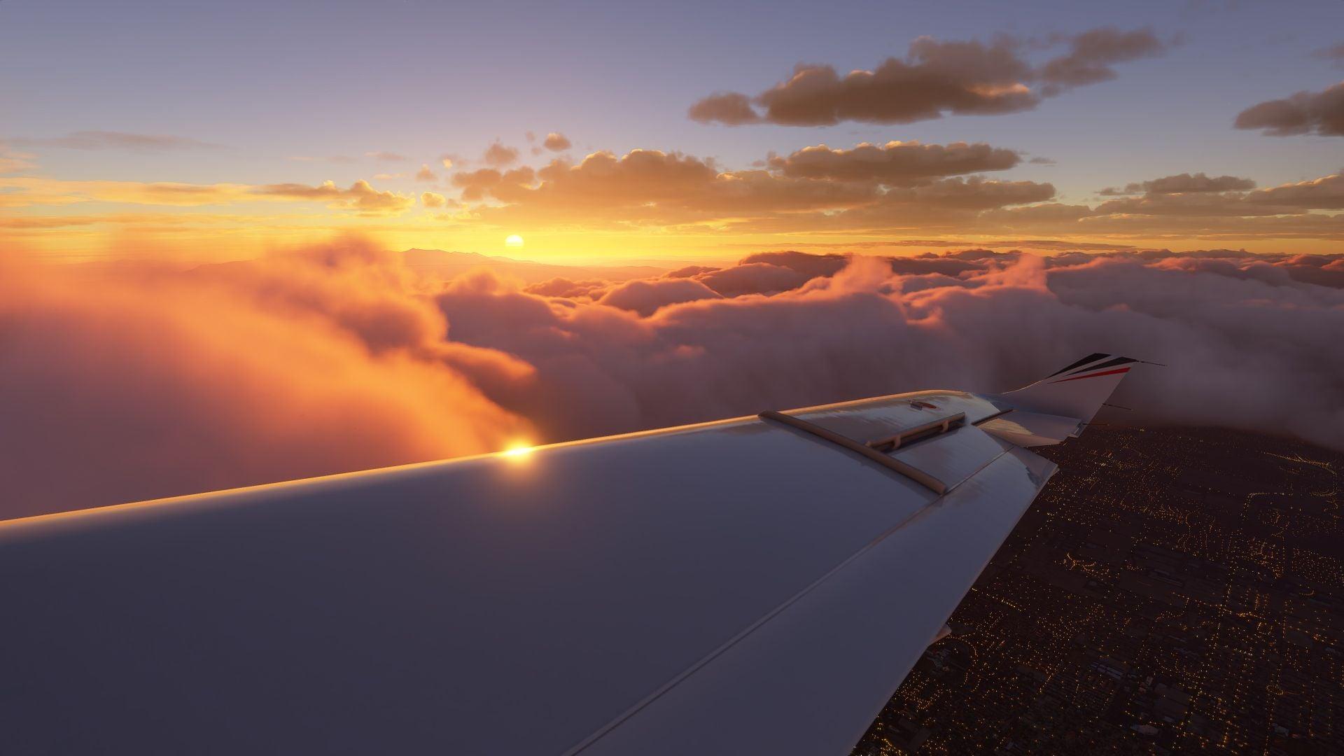 microsoft flight simulator wing wallpaper 72757
