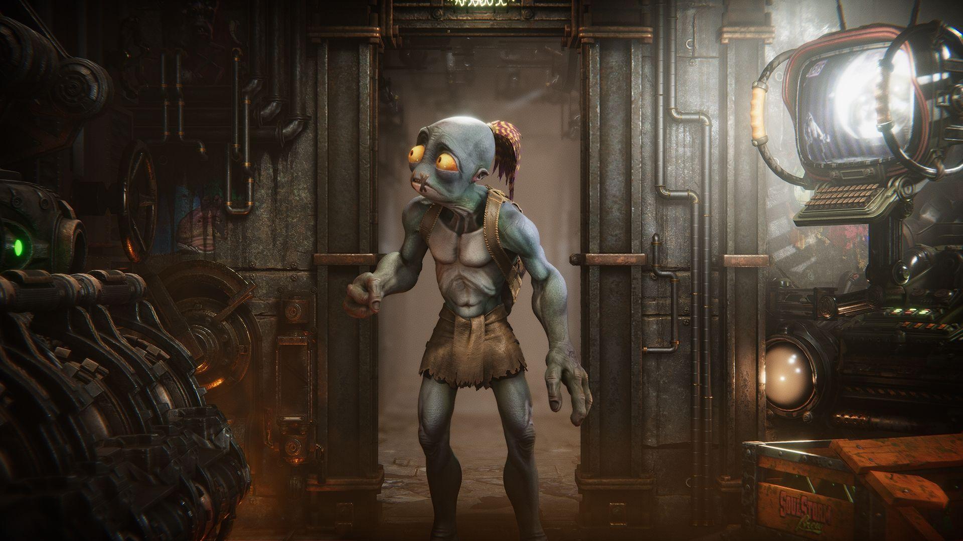 oddworld soulstorm game wallpaper 73995