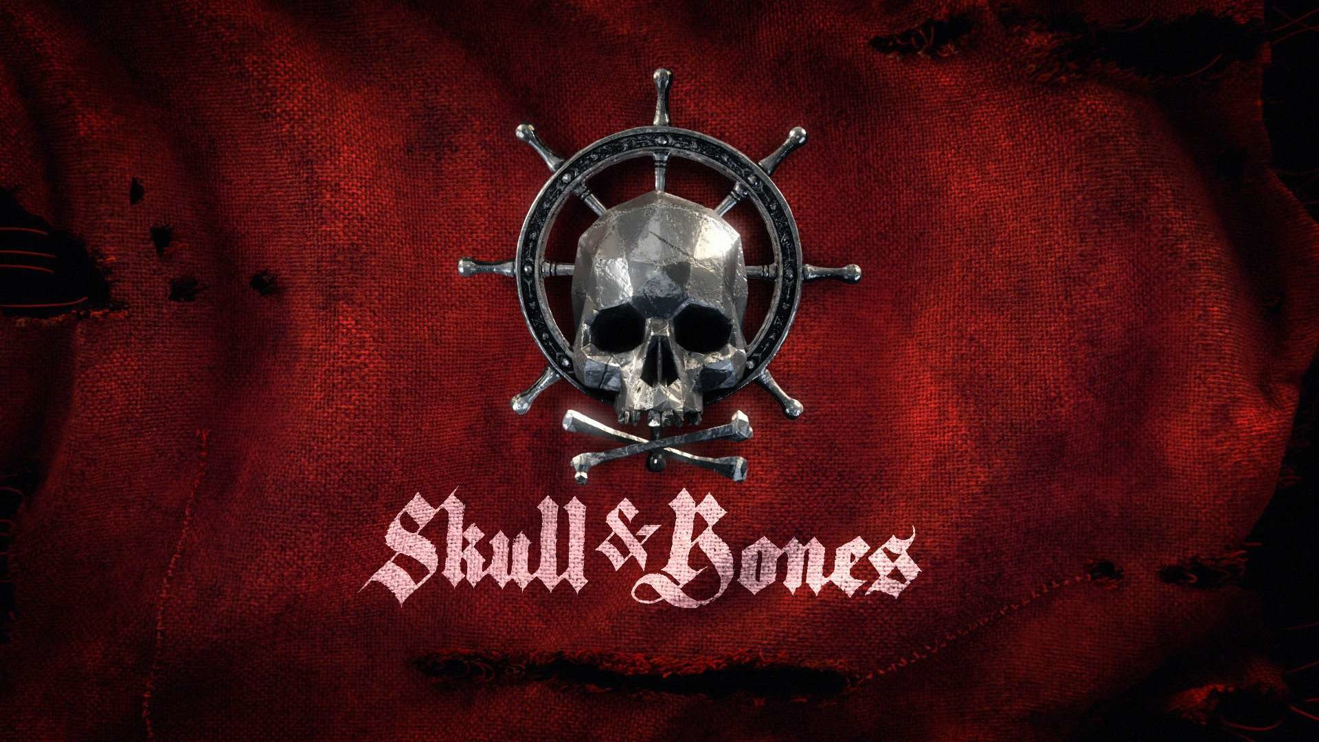 skull and bones logo wallpaper 73960