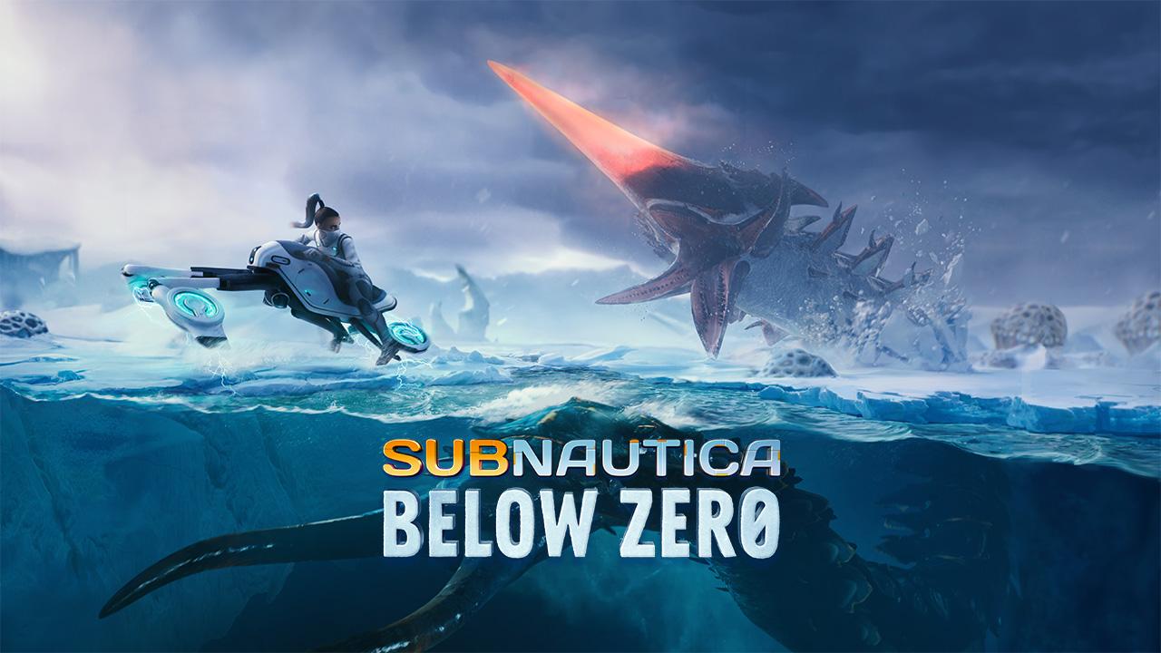 subnautica below zero game wallpaper 74358