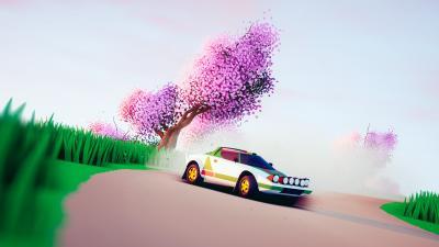4K Art of Rally Wallpaper 75819