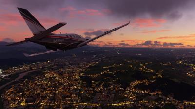 4K Microsoft Flight Simulator Wallpaper 72748