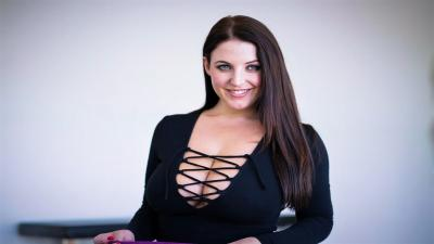 Angela White Hot 4K Wallpaper 72811