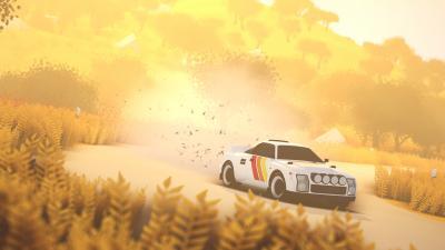 Art of Rally HD Wallpaper 75815