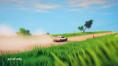 Art of Rally Video Game Wallpaper 75829
