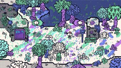 Chicory A Colorful Tale Game Wallpaper 74571