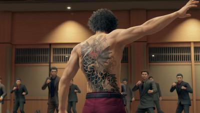 Game Yakuza Like a Dragon Wallpaper 74255