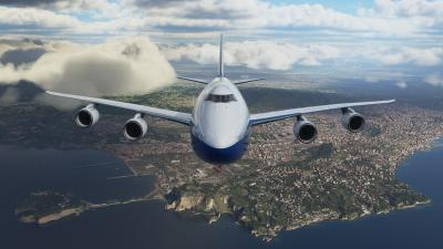 HD Microsoft Flight Simulator Wallpaper 72753