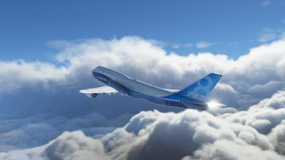 Microsoft Flight Simulator Background Wallpaper 72760